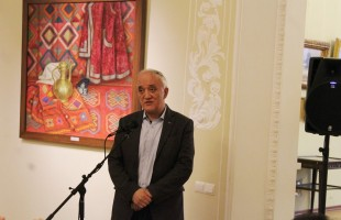 In Ufa, the grand opening of the exhibition of the Honored Artist of the Republic of Bashkortostan Rashit Habirov