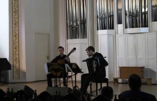 В столице республики продолжается фестиваль камерной музыки «Классика над Белой рекой»