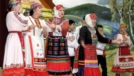 Музыкальная драма «Нарспи» в Суук-Чишминском СДК