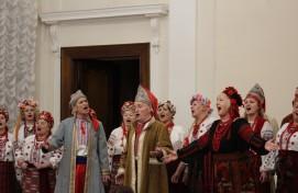 В Уфе в рамках проекта «100 лет, 100 народов, 100 песен» прошёл концерт «Музыка Украины»