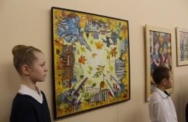 В БХК им. Р. Нуреева открылась выставка «Путешествие по старой Уфе»