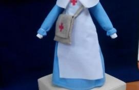 """Мастер-класс по изготовлению куклы """"Сестра милосердия"""" пройдёт в музее М.Нестерова"""