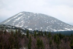 The Mountains Of The Southern Urals