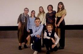 Юные кинематографисты Башкортостана приняли участие в церемонии передачи в Госфильмофонд лучших фильмов форума «Бумеранг»