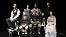 Мини-спектакль Айрата Абушахманова завоевал любовь псковской публики на театральной лаборатории