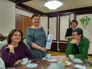 """Проект """"Театр+"""" провёл творческую встречу с участием Алмаса Амирова"""