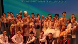 Студенты БХК им.Р.Нуреева выступили на фестивале в Якутске