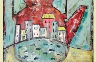 В Уфе открывается выставка художника Ольги Фроловой