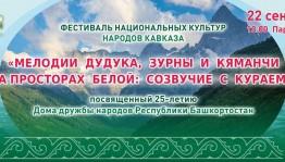 Посетите Фестиваль национальных культур народов Кавказа