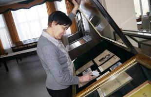 Национальная библиотека им.З.Валиди открывает выставку редких книг