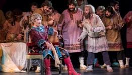 "Opera ""Prince Igor"" by Alexander Borodin in the Bashkir Theater of Opera and Ballet"