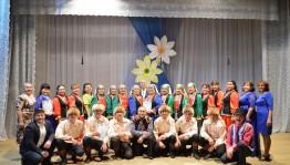 В Новоусманово прошёл концерт участников художественной самодеятельности