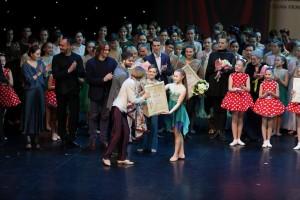 Детский ансамбль «Виктория» из Нефтекамска стал лучшим коллективом по итогам Национальной премии «Весна священная»