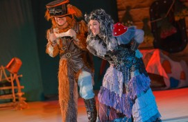 "Theater ""Nur"" invites children's performances"