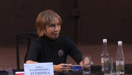 The Bashkir Drama Theater was visited by the critic Olga Yegoshina