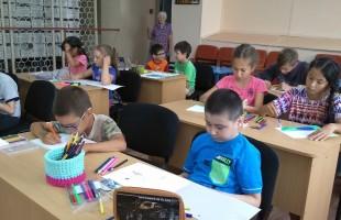 Республиканская специальная библиотека проводит мероприятия для юных читателей