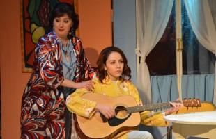 Театр «Нур» сыграет спектакль «Моя тёща» Г. Хугаева в Бижбуляке и Белебее