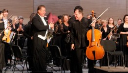 The National Symphonical Orchestra of Bashkortostan opened new season