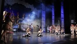В Уфе состоялся первый день премьеры балета-феерии «Конёк-Горбунок» в хореографии Ивана Васильева