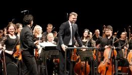 """Впервые в Уфе """"Рапсодия в стиле блюз"""" Дж. Гершвина прозвучала в переложении для трубы с оркестром"""