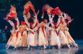 Ансамбль песни и танца «Мирас» выступит на фестивалях в Болгарии