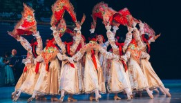The Miras Dance and Song Ensemble will perform on festivals in Bulgary