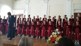 В Уфе подвели итоги конкурса-фестиваля детских хоровых коллективов «Хоровая радуга» им. Ш. Бикмухаметова