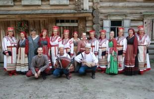 Ансамбль «Вастома» представил Башкортостан на этнографическом фестивале «Троицкие гуляния» в Нижнем Новгороде
