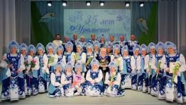 Юбилейный концерт Народного хора русской песни «Уральские узоры» прошёл в Кумертау