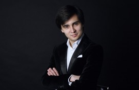 """Golden Clarinet of Russia"" Arthur Naziullin will perform a charity concert in Salavat"