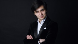 """Golden Clarinet of Russia"" Arthur Naziullin will perform a charity concert in Salavat"