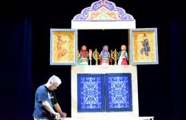 В Башкирском театре кукол идёт работа над спектаклем «Сказка о Царе Салтане»