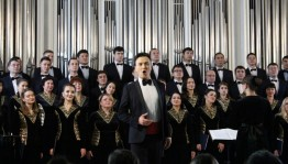 Яркое открытие юбилейного сезона Государственной академической  хоровой капеллы РБ им. Т. Сайфуллина
