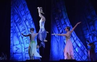 В Уфе в рамках Фестиваля им. Р. Нуреева показали балет-кантату «Кармина Бурана» Челябинского театра оперы и балета
