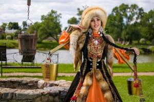 Студентка БашГУ Зухра Мухарямова завоевала два титула на конкурсе красоты в Минске