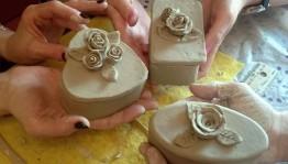 Выставочный зал «Ижад» приглашает на мастер-класс по керамике