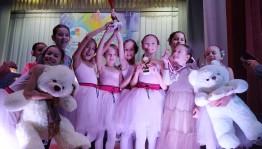 Детская балетная студия «Браво» ДК РЦНТ стала победителем Международного конкурса-фестиваля «Поколение.RU»