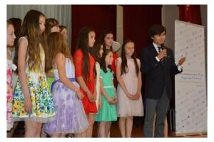 В Башкортостане стартует благотворительный проект «Дети – детям: музыка наших сердец»