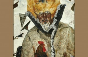 In the Art Museum of M.V. Nesterov is the opening of Alexey Kuznetsov exhibition