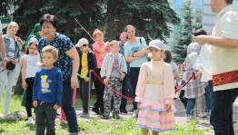 A Family Holiday was held in the National Museum of Bashkortostan