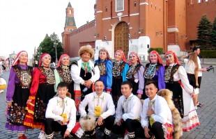 Народный фольклорный коллектив «Кабырсак» — Лауреат фестиваля-конкурса «Единение культур — единение искусств — единение России»