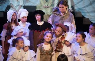 Студия детского мюзикла Гульшат Гайсиной приглашает на прослушивание