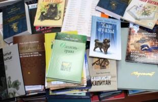 """В рамках проекта """"Золотая полка"""" фонд БРСБС пополнился новыми книгами"""
