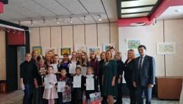 В Уфе наградили победителей конкурса рисунков, посвященного 100-летию республики