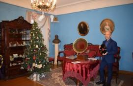 В Доме-музее С.Т. Аксакова прошёл вечер граммофонной музыки