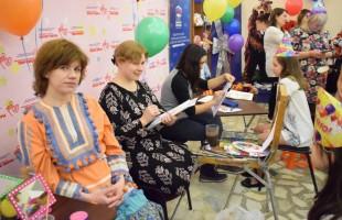 """В Башкирском театре кукол прошло благотворительное мероприятие """"Добрый день рождения"""""""