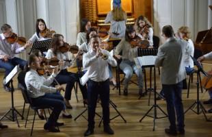 Камерный оркестр БГФ им. Х. Ахметова представил программу «Классика в джинсах»