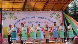 В республике состоялся танцевальный фестиваль «Шийкандыра - Серебряная веревочка»
