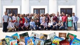 Туймазинский татарский театр готовится к премьере спектакля по Мустаю Кариму