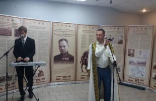 """В Музее 112-й Башкирской кавалерийской дивизии открылась выставка """"Шаймуратов М.М. - человек и воин"""""""